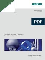 Adiabtic Reaction Calorimeter
