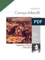 Carnage & Glory 2 Manual