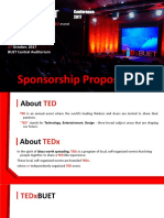 tedxbuet sponsorship kit 2017