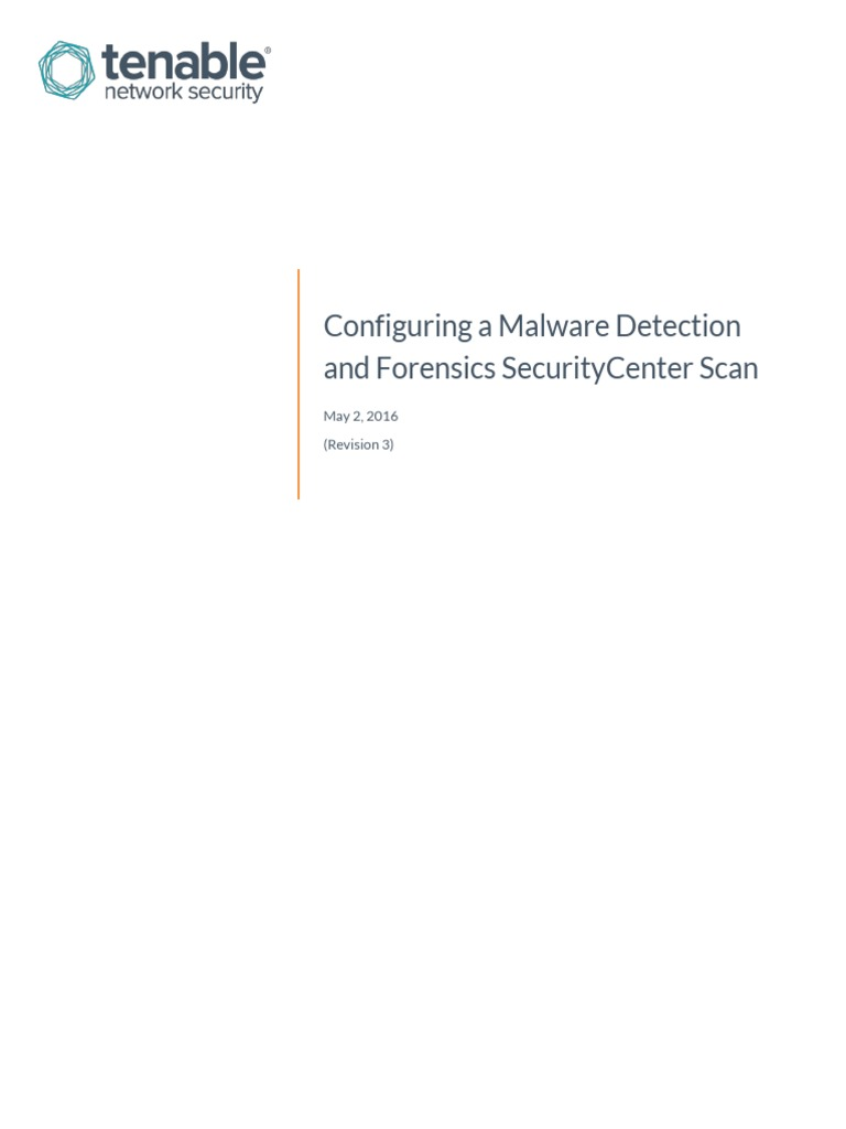 Security Center Mal Ware Detection Forensics Scan   Malware