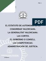 Temario Policía Local 2015 Tema 6 Tema 6