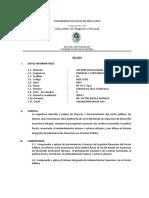 Silabo de Fin. y Cont. Pública 2018-1
