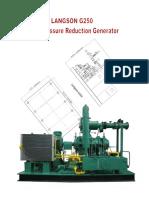 g 250 Spec Sheet