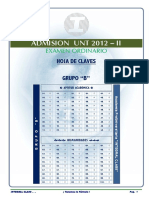 Claves Grupo b Ord 2012
