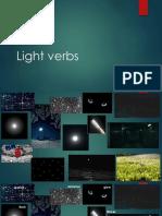 Proficiency Masterclass U2 Light Verbs