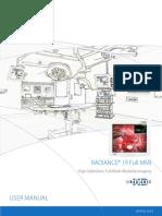 Radiance 19 FMMI User Manual