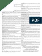 Glosario de Derecho Tributario y Financiero