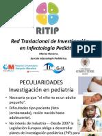 Seminario IiSGM 19-04-2017 Red RITIP Marisa Navarro