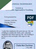 Edtech Lesson 4