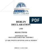 Berlin Declaration ENG