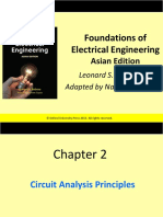 519 33 Powerpoint-slides Ch02 Foundations of Electrical Engineering Asian Edition