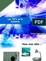 02 - Tic s en La Docencia
