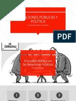 RRPP y Política Final