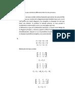 Álgebra Lineal. Trabajo Colaborativo 2.