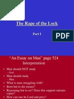 The Rape of the Lock