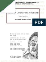 CENS 364 - Lengua y Literatura - Módulo II -TRAMA NARRATIVA Docx (1)