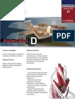Contenido AutoCAD 3D 2018