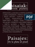 "Exposición colectiva ""Paisajes"