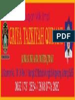 Banner GTQ Magelang