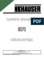 Carreta Graneleira 8070
