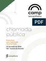 Chamada Camp Serrapilheira