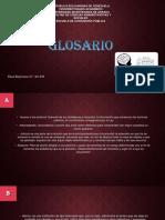 Glosario Etica Profesional