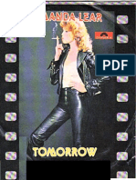 Tomorrow Amanda Lear Ok