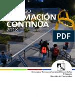 Catalogo+de+Formación+Continua+UCA+2018+Catálogo+de+Formación+Continua+UCA+2018