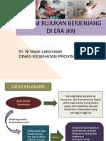 Sistem Rujukan Berjenjang Dinkes Prov Bali 2014.ppt