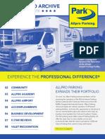 Allpro Parking Q2 Newsletter2018