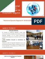 Huancavelica Hospitales Seguros 2018