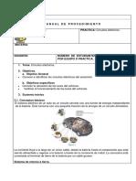 Circuitos Eléctricos - Manual guía de practicas
