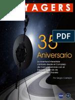 35 Aniversario35 aniversario de los Voyagers