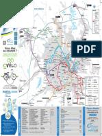 Plan réseau de bus Maelis pour la rentrée 2018