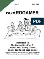Boardgamer v3n2