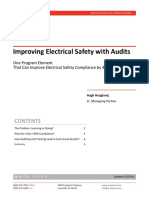 Improving Electrical Safety With Audits