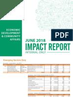 JUNE INVESTMENT REPORT