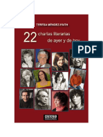 22 CHARLAS LITERARIAS DE AYER Y DE HOY - TERESA MENDEZ FAITH - ANO 2017 - PORTALGUARANI.pdf