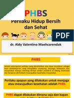 PHBS-SMPK