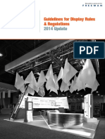 2014 IAEE Guidelines for Display Rules and Regulations