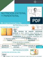 7. Nutrición Enteral y Parenteral