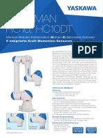 Flyer Robot Hc10 Hc10dt d 05.2018
