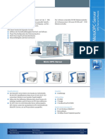 Flyer Software MotoOPC-Server D 10.2013 01