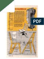 Modelos de Silla Escalera