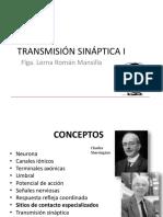 Clase 3_ Transmisión Sináptica