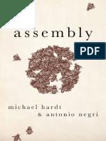 Michael Hardt Assembly 1
