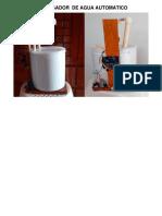 Dispensador de Agua Automatico Imagen