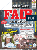 Allamakee County Fair 2018