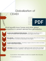 The Globalization of CEMEX_Group 7