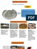 Propiedades Del Cemento